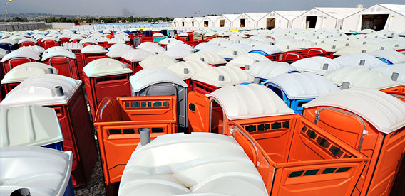 Champion Portable Toilets in Gustavo Diaz Ordaz,  Mexico